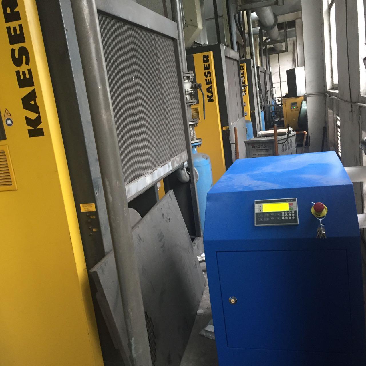 富士和机械德国凯撒160KW余热回收