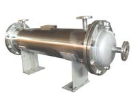 管壳式余热回收机