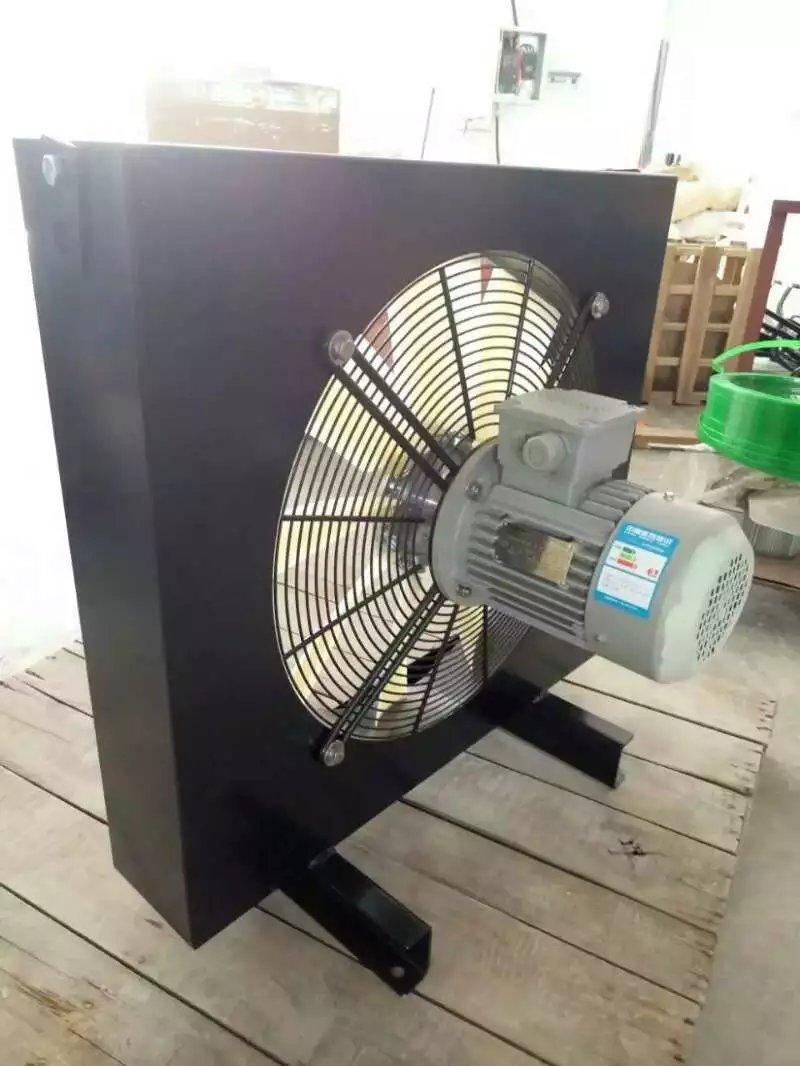 空压机冷却风机总成