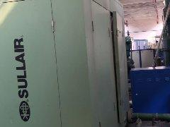 扬州中集集团寿力250KW余热回收